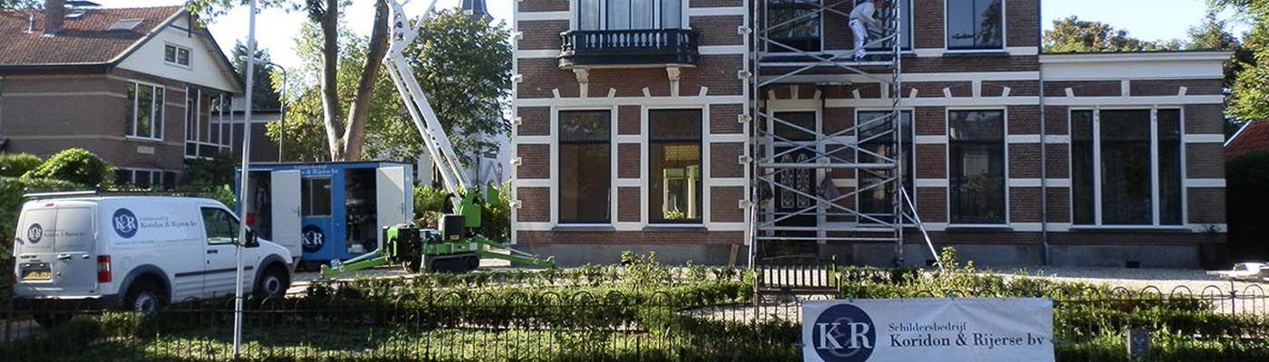Schilder Hilversum